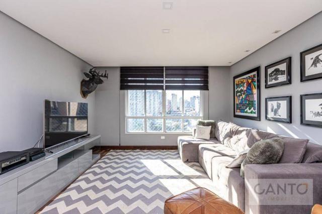Apartamento com 3 dormitórios à venda, 324 m² por R$ 1.080.000,00 - Centro - Curitiba/PR - Foto 14