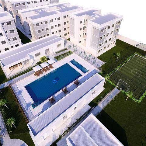Residencial Porto Itapuã- Apartamento 2 quartos em Viamão, RS - 40m²- ID3831 - Foto 3