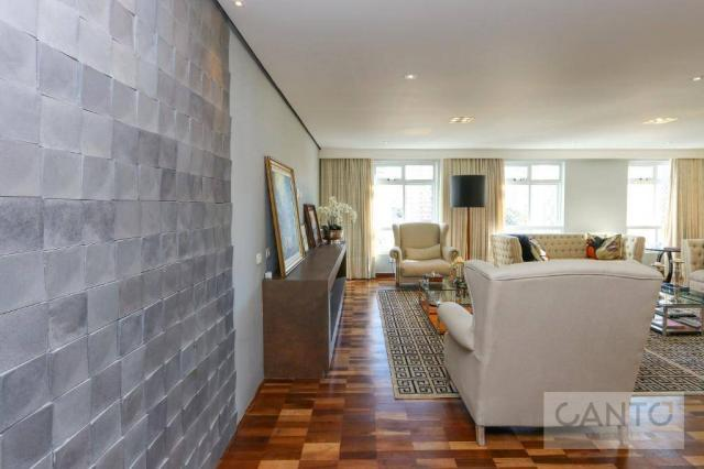 Apartamento com 3 dormitórios à venda, 324 m² por R$ 1.080.000,00 - Centro - Curitiba/PR - Foto 8