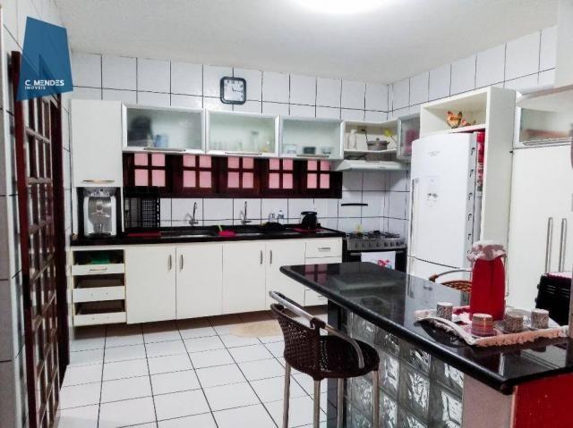 Casa Duplex 360 m² à venda, 5 suites, 4 vagas, Edson Queiroz, Fortaleza. - Foto 4