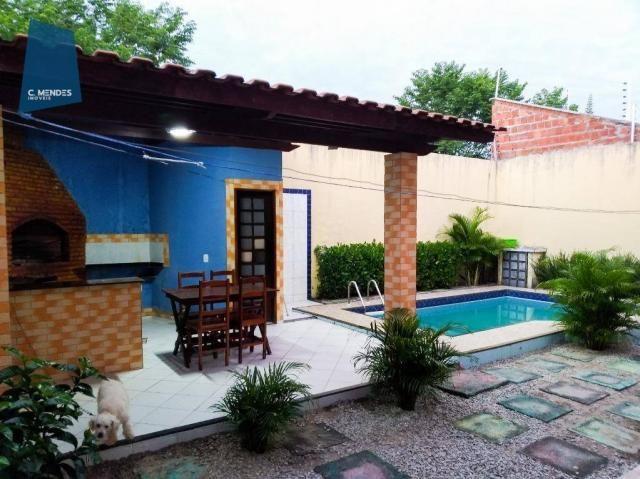 Casa Duplex 360 m² à venda, 5 suites, 4 vagas, Edson Queiroz, Fortaleza. - Foto 13