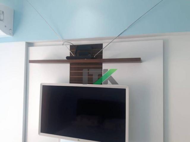 Kitnet com 1 dormitório à venda, 28 m² por R$ 295.000,00 - Nações - Balneário Camboriú/SC - Foto 8