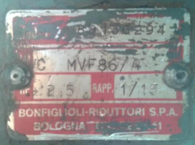Motofreio Com Redutor 1:15 (1cv) 380v - Foto 4