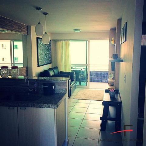 Apartamento todo mobiliado, no Beach Class Residence - Foto 2