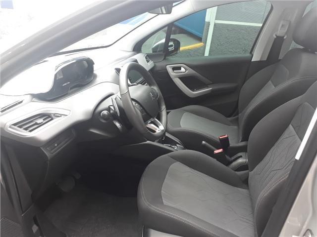 Peugeot 208 1.6 allure 16v flex 4p automático - Foto 8