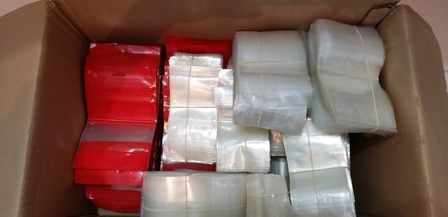 Embalagens plásticas ziplock - Foto 2