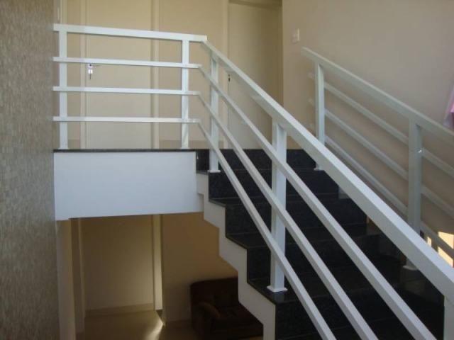 Corrimão. Guarda corpo .Escadas Todos os modelos e projetos predios ou casas