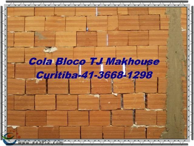 Cola Bloco Polimérica TJ Makhouse - Foto 3