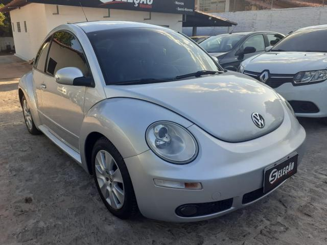 NEW BEETLE 2009/2009 2.0 MI 8V GASOLINA 2P MANUAL