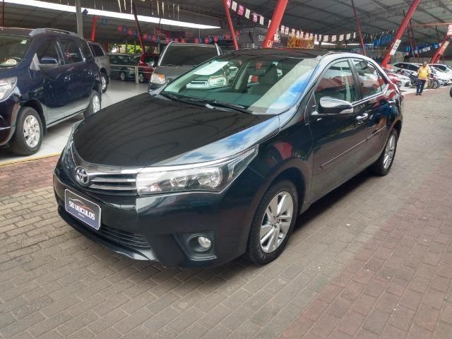 Corolla GLI 1.8 automático 2016/2017 -Só veiculos-863305-8646- * - Foto 3