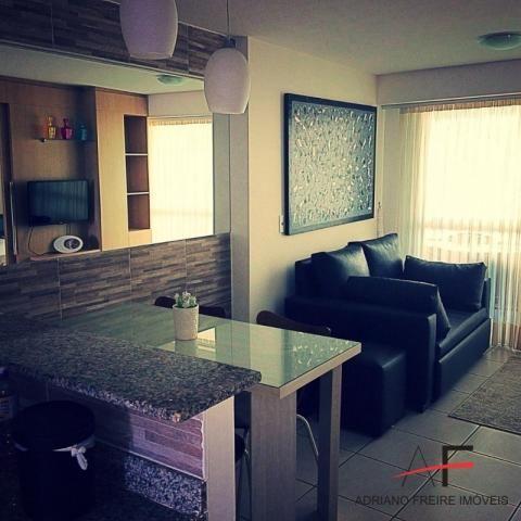 Apartamento todo mobiliado, no Beach Class Residence - Foto 4
