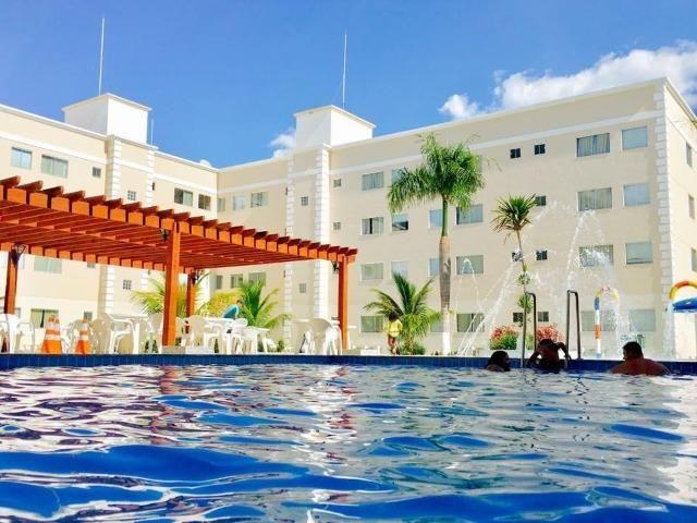 Cota quitada - Resort Encontro das águas - Caldas Novas