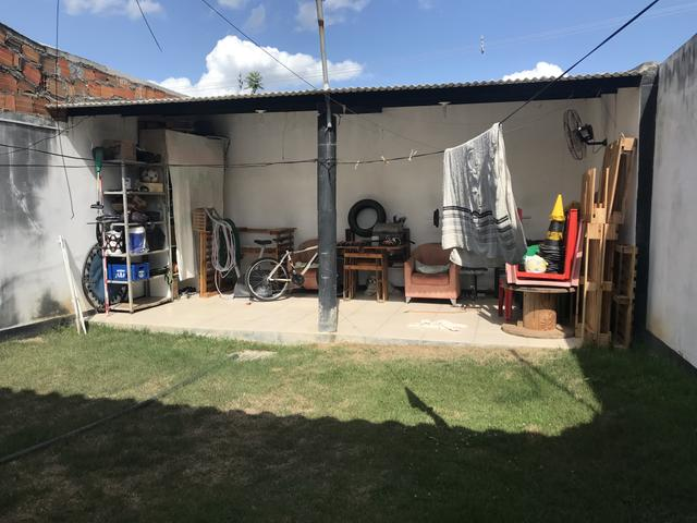 Condomínio Terra Nova 1 casa 2/4 com terreno maior no bairro Sim - Foto 12