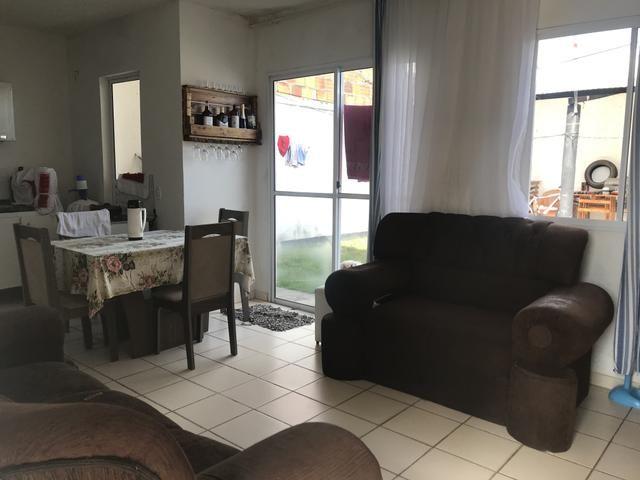 Condomínio Terra Nova 1 casa 2/4 com terreno maior no bairro Sim - Foto 10