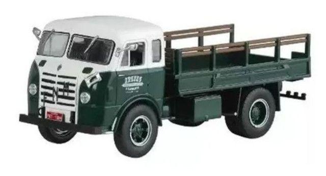 5 Miniatura Caminhão coleção caminhões Brasileiros - Foto 5