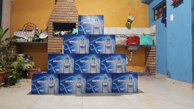Vodka Absolut de 1L
