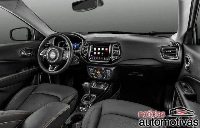 Jeep Compass longitude flex Aut 2022 - Foto 5