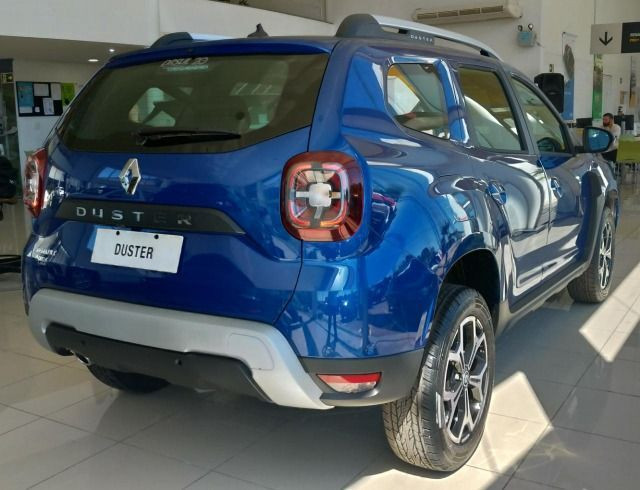 Renault Duster Iconic 1.6 CVT 20/21 - Foto 5
