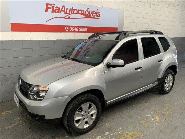 Renault Duster Expression 1.6 Completo 2016