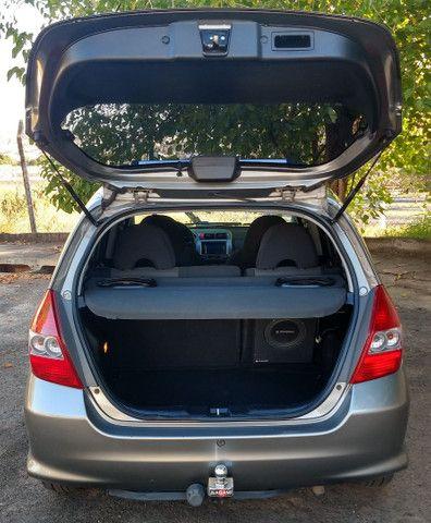 Vendo Honda Fit EX1.5 automático completo!! - Foto 4