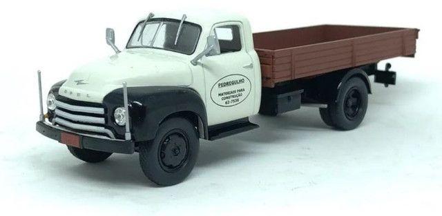 5 Miniatura Caminhão coleção caminhões Brasileiros - Foto 2