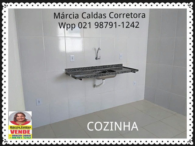 PSM# Laranjal Casas Top Com Garagem 2 Qtos Independentes 1ª locação - Foto 7