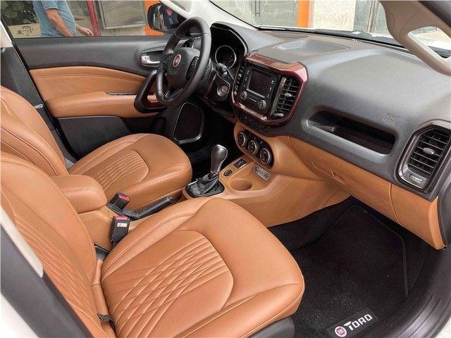Fiat Toro 2017 1.8 16v evo flex freedom open edition automático - Foto 11
