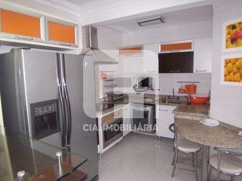 Apartamento à venda com 4 dormitórios em Balneário estreito, Florianópolis cod:6145 - Foto 10