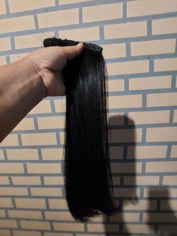 Tela de cabelo humano  - Foto 5
