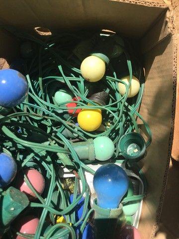 Gambiarra 12 lampadas  - Foto 3