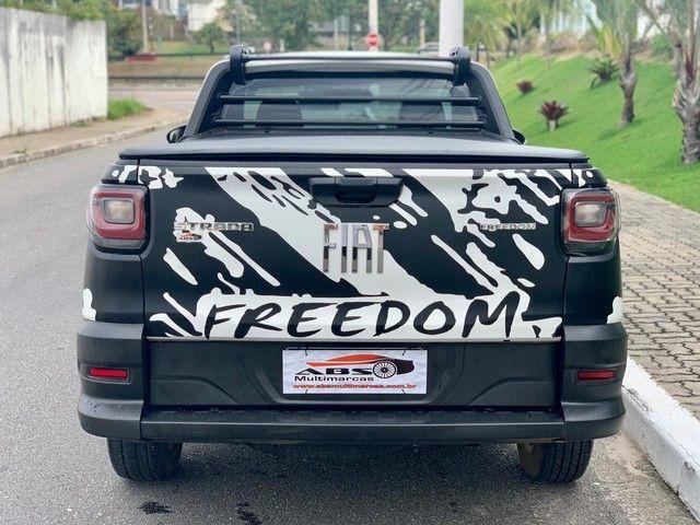 FIAT STRADA FREEDOM 1.3 CS ANO 2021 COMPLETO FALAR COM RAFAEL SANTOS  - Foto 8