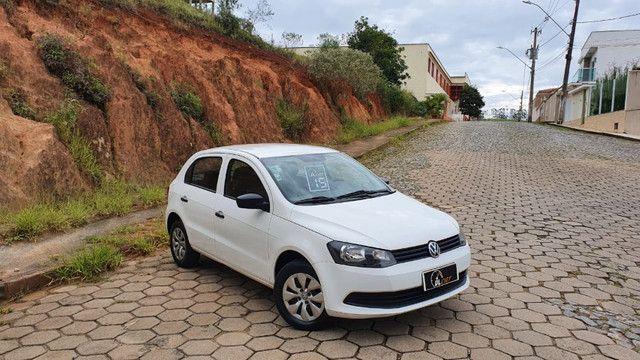 VW Gol G6 Special 1.0 Branco Completo Ú.Dono - Foto 13