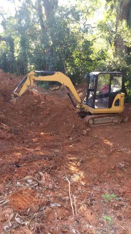 Mini escavadeira  - Foto 4