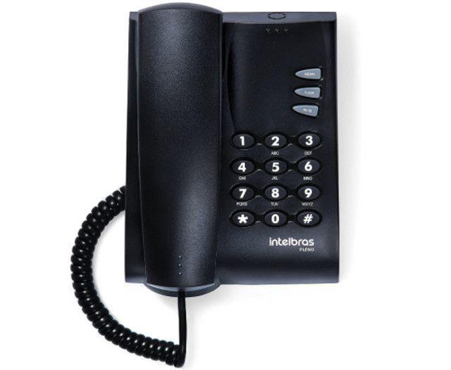 Lote com 15 unidades Telefone variadas marcas - testado - funcionando - sem garantia