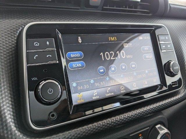 Nissan Kicks 1.6 16V Flexstart SV 4P Xtronic 19/20 Preto! - Foto 10