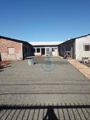 Lote com 4 quitinetes em fase de construção, com 1 dormitório cada à venda, por R$ 535.000 - Foto 3