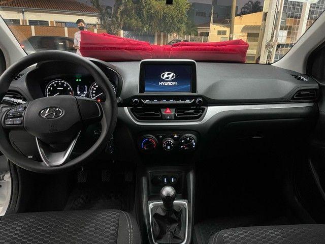 Hyundai HB20 Vision 1.0 Flex 2022 com multimídia  - Foto 8