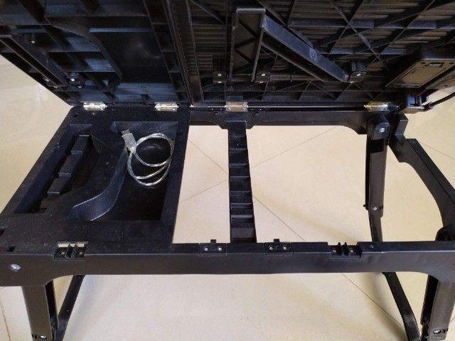 Mesa para Notebook com Luminária Led e Hub Usb - Foto 5
