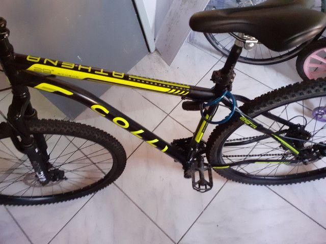 Vendo Bicicleta aro 29  - Foto 3