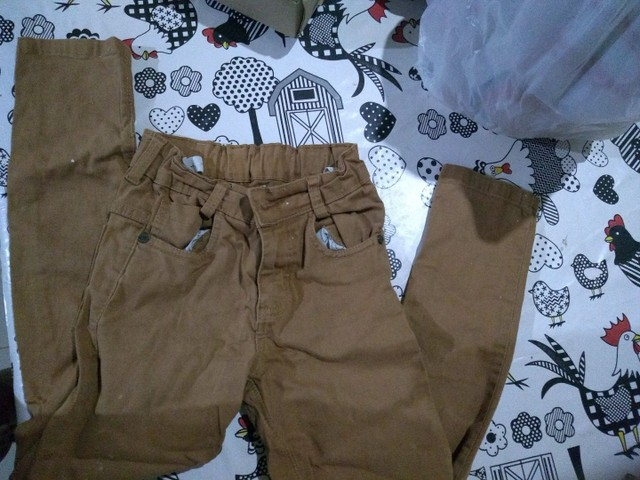 Calcas jeans e sapatinho - Foto 5