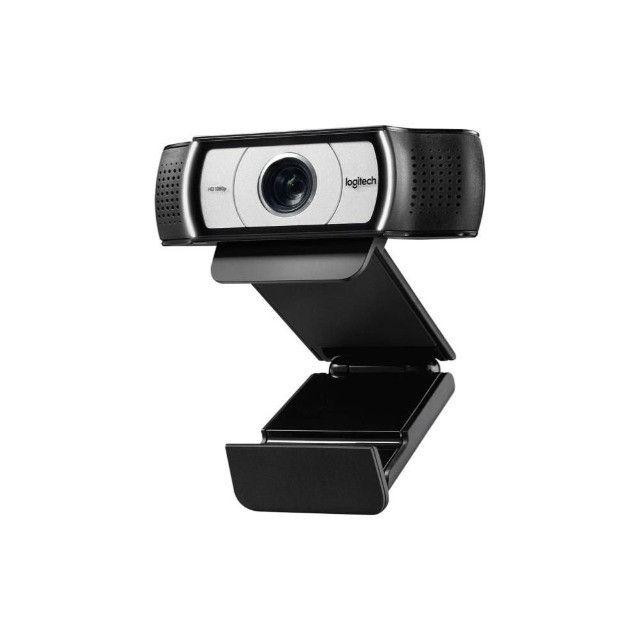 Webcam Logitech C930e Full Hd 1080p Usb Preta