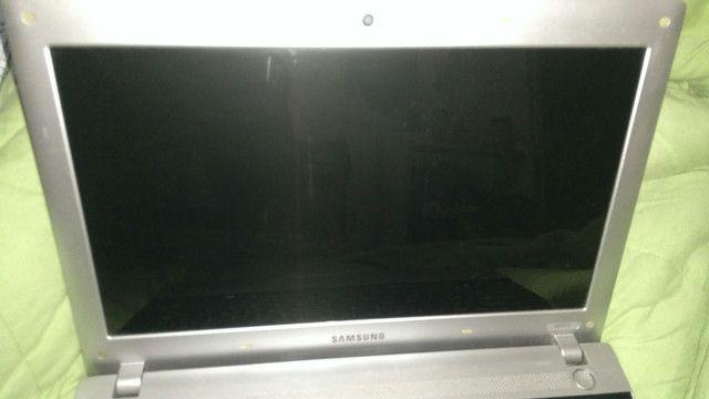 Notebook Samsung rv411 i3 m380 4gb ram HD 250gb - Foto 4