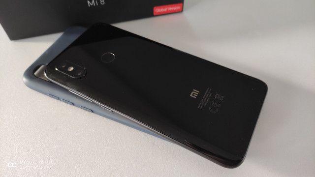 Xiaomi Mi 8 64 gigas não é o lite - Foto 4