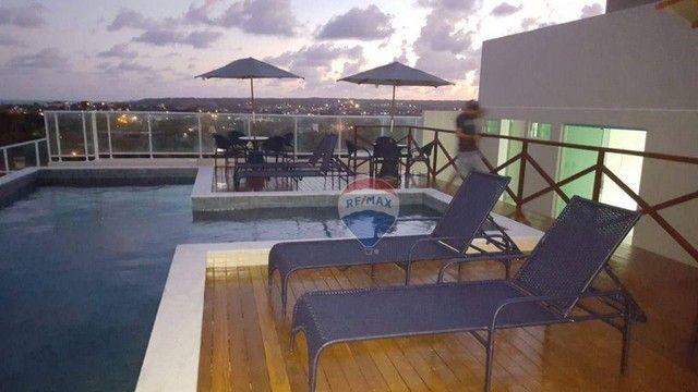 Apartamento com 3 dormitórios à venda, 101 m² por R$ 445.817,00 - Carapibus - Conde/PB - Foto 15