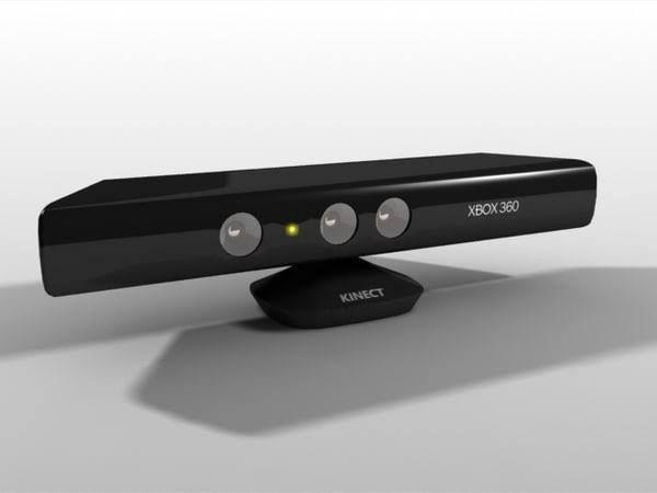 Kinect de Xbox 360 - Foto 2