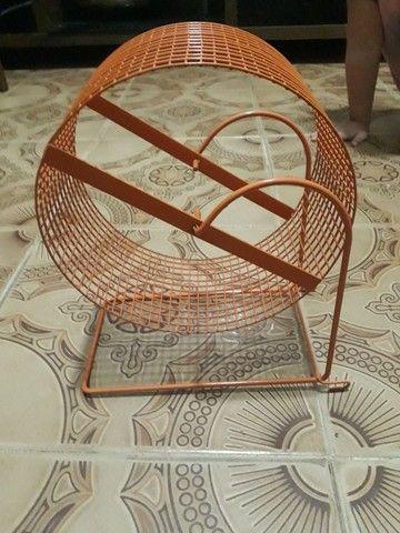 Roda hamster sírio  - Foto 2