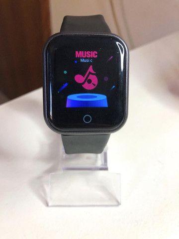 Smartwatch D20 Pro que coloca foto na promoção - Foto 2