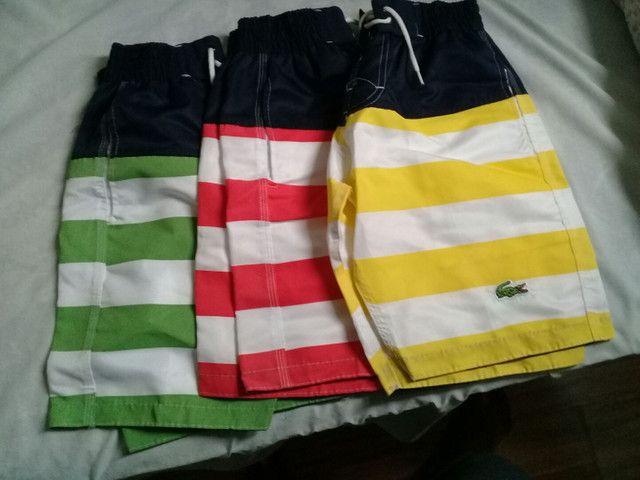 Oportunidade shorts e camisas para revenda