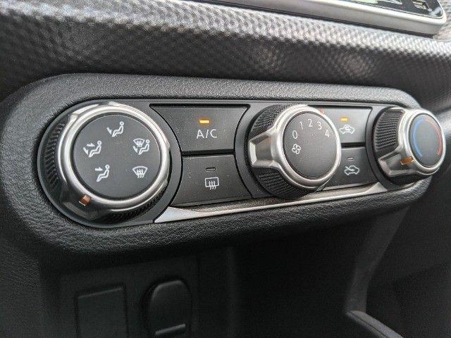 Nissan Kicks 1.6 16V Flexstart SV 4P Xtronic 19/20 Preto! - Foto 14