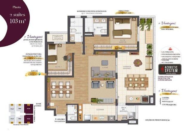 J/AC' Apartamento pronto para morar no Aquarius, faça sua personificação!